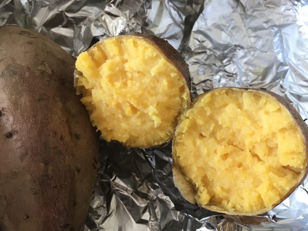 クックパッド焼き芋