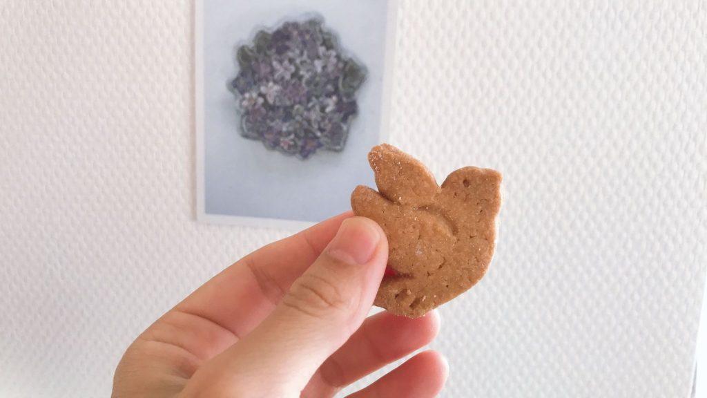 ことりバニラクッキー
